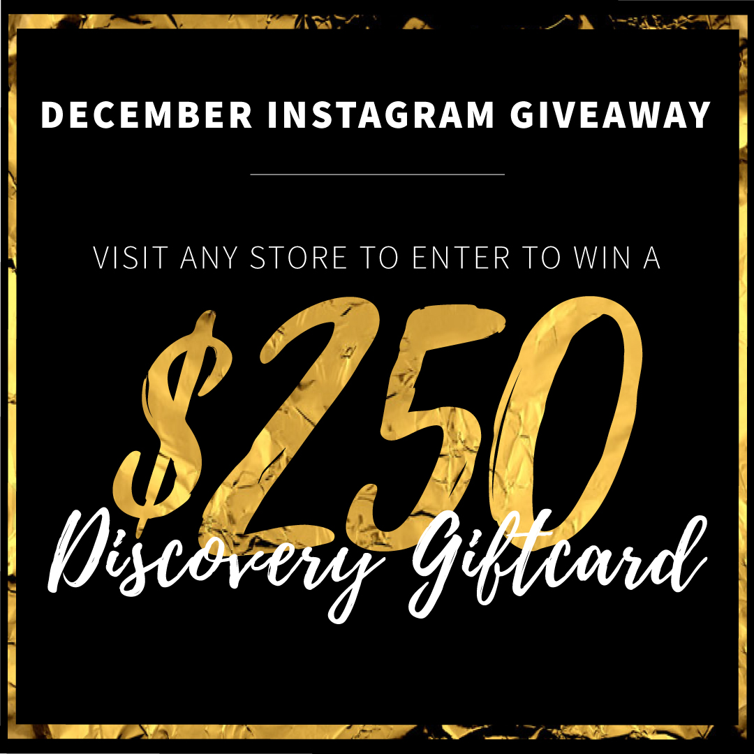 December Social Giveaway