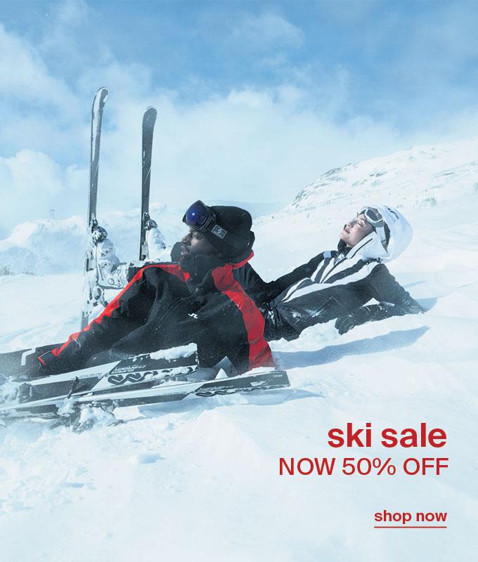 Ski Sale Mobile