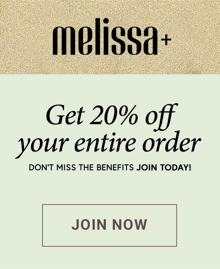 Sign up for Melissa Plus