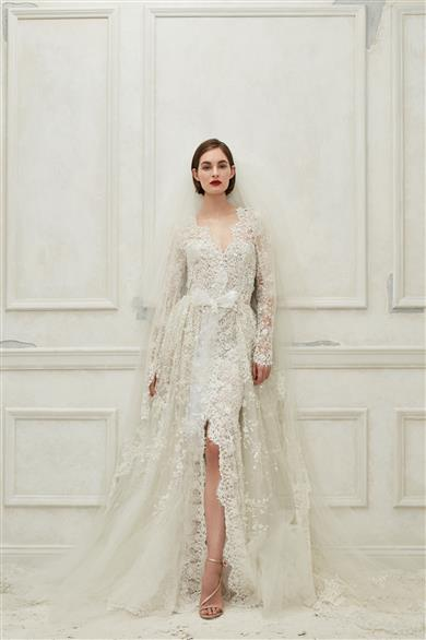 Bridal Fall 2019 - Look 14