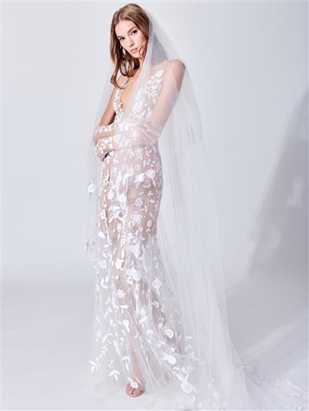 Bridal Spring 2019 -Look 1