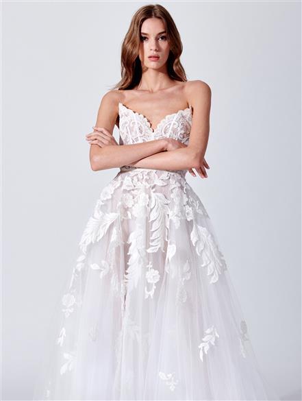 Bridal Spring 2019 - Look 5