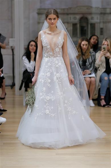 Bridal Spring 2018 - Look 9