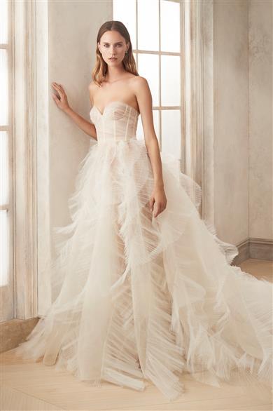 Bridal Fall - Look 11