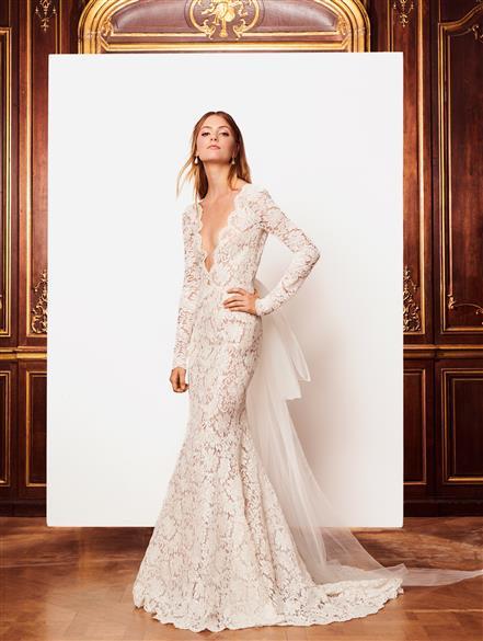 Bridal Fall 2018 - Look 1