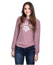 ab567be4 Texas A&M Aggie Womens PHYS ED Long Sleeve T-Shirt
