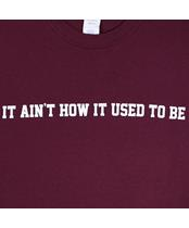 d259fe377 ... Texas A&M LSU Victory T-Shirt - Front Detail