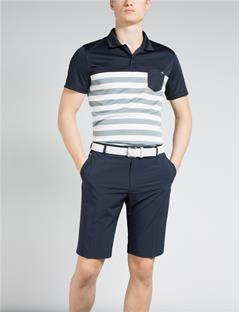 Carl TX Jersey Slim Fit Polo JL Navy