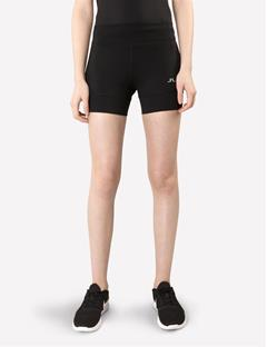 Womens Compression Running Shorts Black