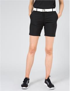 Klara Micro Stretch Shorts Black