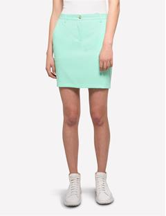 Womens Allie Micro Stretch Skirt Mint