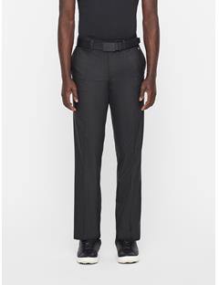 Mens Elof Reg Light Poly Pants Black
