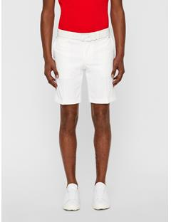 Mens Eloy Reg Micro Stretch Shorts White