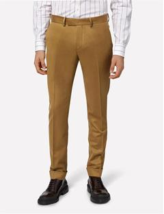 Mens Grant Cash Light Pants Dk Mustard