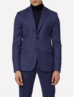 Mens Donnie Cash Light Blazer Dusty Blue