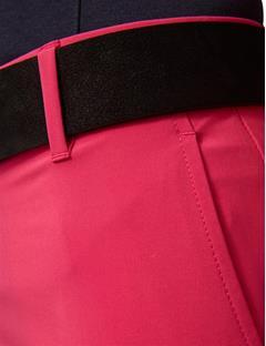Klara Micro Stretch Shorts Pink Intense
