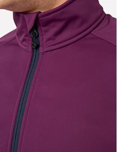 Thermal Wind Jacket Deep Purple