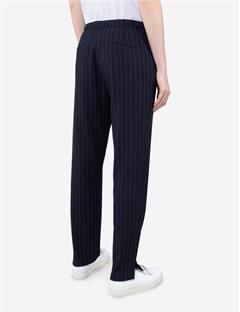Spring Fab Pinstripe Pants Navy