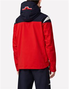 Mens Harper 3L GoreTex Jacket Racing Red
