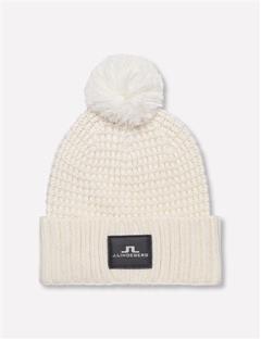 Ball Wool Blend Hat White