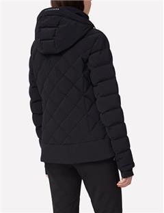 Womens Watson Dermizax EV Down Jacket Black