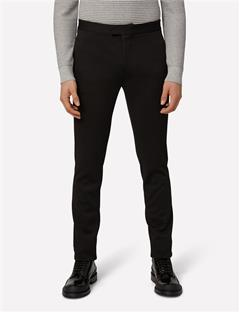 Mens Sasha Double Jersey Pants Black