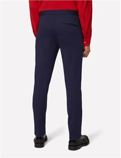 Sasha Double Jersey Pants Blue Depths