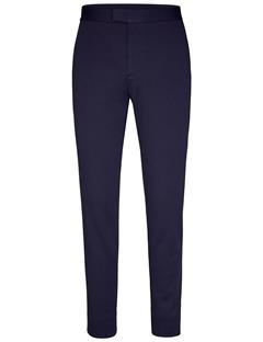 Mens Sasha Double Jersey Pants Blue Depths