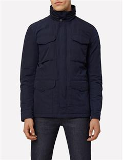 Mens Farren Nylon Jacket JL Navy
