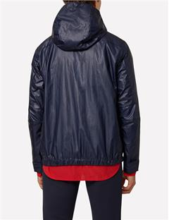 Mens Randy Rubber Nylon Anorak JL Navy