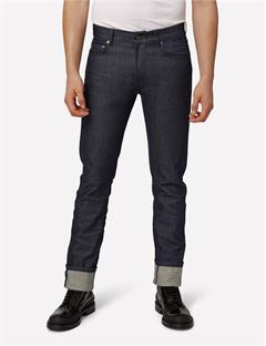 Mens Tom Crude Jeans Dk Blue/Purple