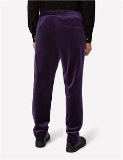 Noel Velvet Dream Pants Dk Plum