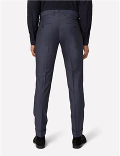 Grant Wool Mohair Pants Majolica blue