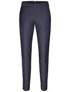 Mens Grant Wool Mohair Pants Majolica blue