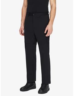 Dropper Sponge Twill Pants Black