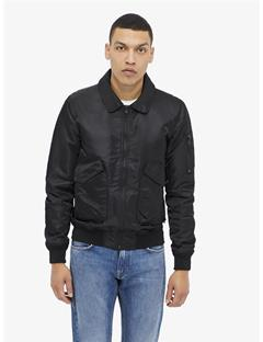 Mauer Action Flight Jacket Black