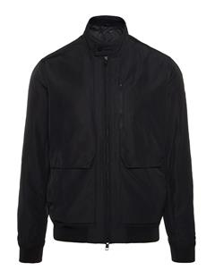 Mens Traver Memo Jacket Black