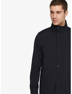 Terry Tech Stretch Sports Coat Black