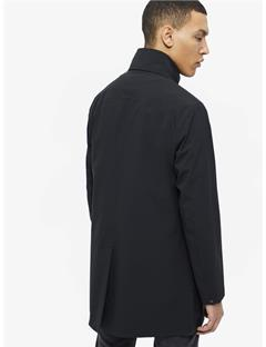 Kaleb 3-Layer Stretch Sports Coat Black