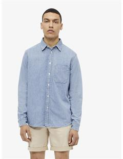 David Denim Shirt Light Blue