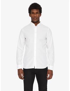 Mens Daniel Aircel Shirt White
