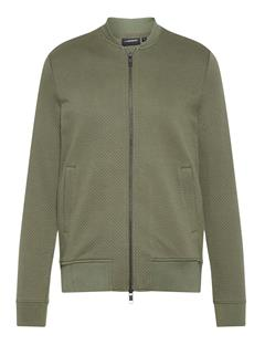 Randall Pattern Jaquard Sweater Jacket Beetle
