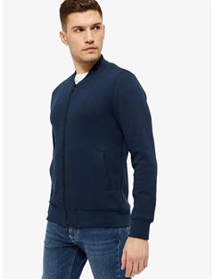Randall Pattern Jaquard Sweater Jacket JL Navy