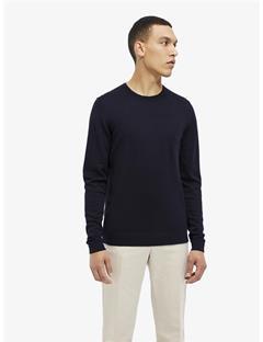 Newman Perfect Merino Crewneck Sweater JL Navy