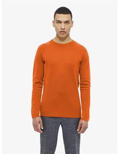Serge Milano Knit Sweater Glazed Ginger