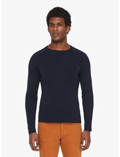 Serge Milano Knit Sweater JL Navy