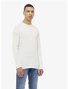 Serge Milano Knit Sweater Whisper White