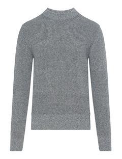 Mens Audre Cotton Sweater Black