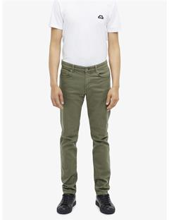 Jay Solid Stretch Jeans Beetle