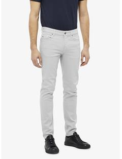 Jay Solid Stretch Jeans Stone Grey